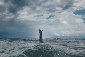 tapajuca ruka v mori